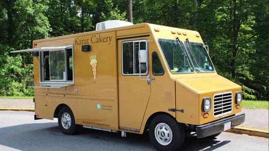Goldie - Karat Cakery Truck